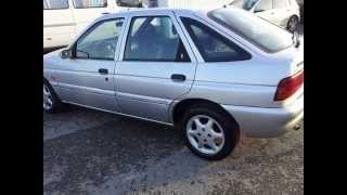 ford escort 1998 1.6 16 v 90 psi by ovy