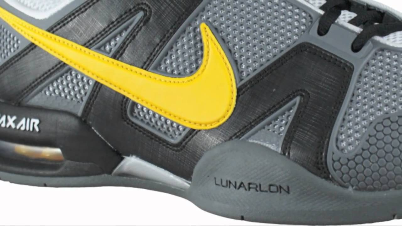 Norteamérica emocional Paciencia  Nike Air Courtballistec 2.3 Midwest Sports - YouTube