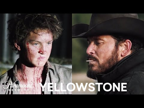 In Depth Look: Cole Hauser on The Story of Rip Wheeler | Yellowstone