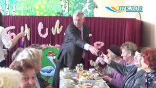 Члены клуба «Еще не вечер» отпраздновали День пожилых людей