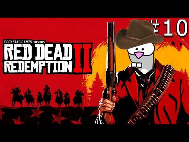 Red Dead Redemption 2 Gameplay / Walkthrough - PS4 Pro - Grays & Braithwaites - Episode 10