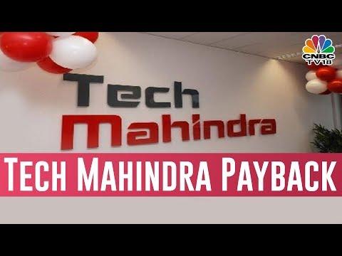 Tech Mahindra To Buyback 2.05 Crore Shares For Rs 1,956 Crore