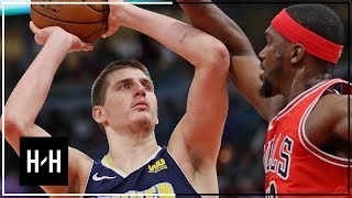 Denver Nuggets vs Chicago Bulls - Highlights | March 21, 2018 | 2017-18 NBA Season