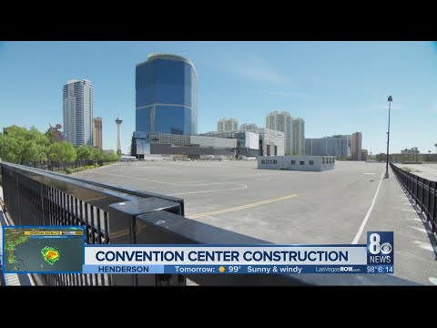 New phase of convention center expansion getting started