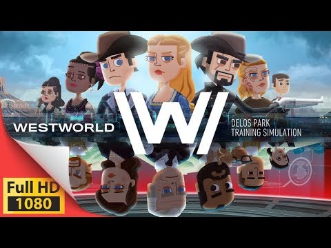 Westworld game of HBO most watched series intro & gameplay - iOS Android