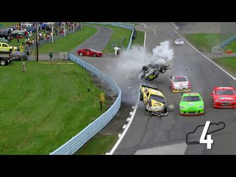 NASCAR's 10 Wildest Moments At Watkins Glen International