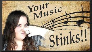 Music That Sucks!   Music Snobs   Bad Music vs Good Music   What's Ruining Music Right Now