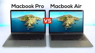 MacBook Pro 2020 vs MacBook Air 2020, ¿Cuál comprar?