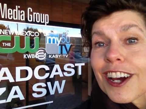 Dorothy Kuhn   Ready for 2 KASA FOX   Albuquerque   2015 01 20