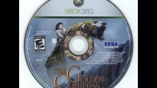Review of The Golden Compass for Xbox, PS2, PS3, PC, Wii, DS, and PSP