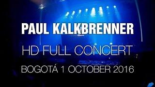 Paul Kalkbrenner [Full Show] @ Bogotá 1 Oct 2016