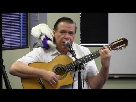Mark Everson, Guest Musician, Houston Oasis Gathering, Dec 22, 2013