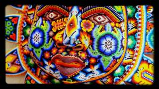 Some of Mexico's BEST Huichol Art 2017
