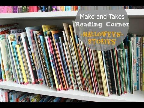 Children's Book Review - Halloween Stories