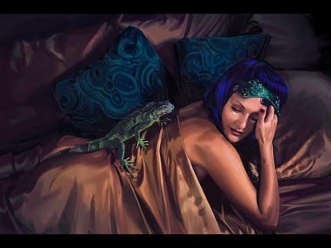The Trash Mermaids - Scarlett Blu (Official Lyric Video)