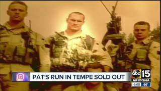 Thousands To Honor The Life Of Pat Tillman With Pat's Run