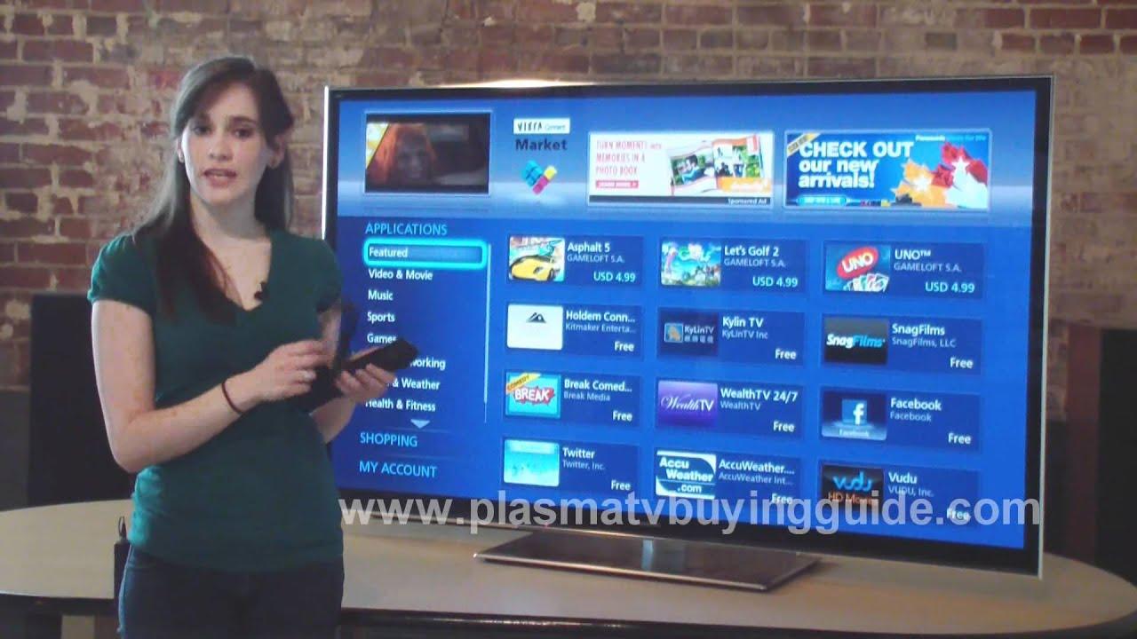 Panasonic TC-P65ST50 Review BEST Panasonic ... - youtube.com