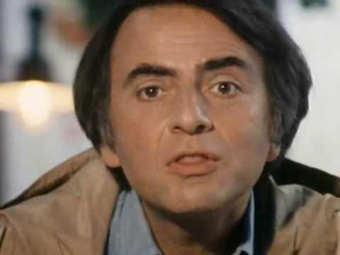 Carl Sagan - Cosmos - Democritus