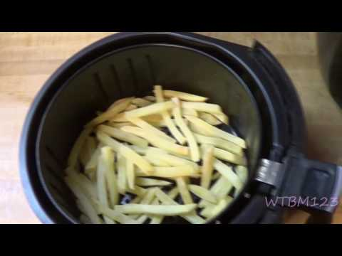 Avalon Bay AirFryer , Or  Oil Fried French Fries , And Things I Have Learned