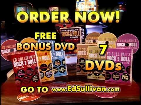 Ed Sullivan's Rock & Roll Classics 7 Disc Set