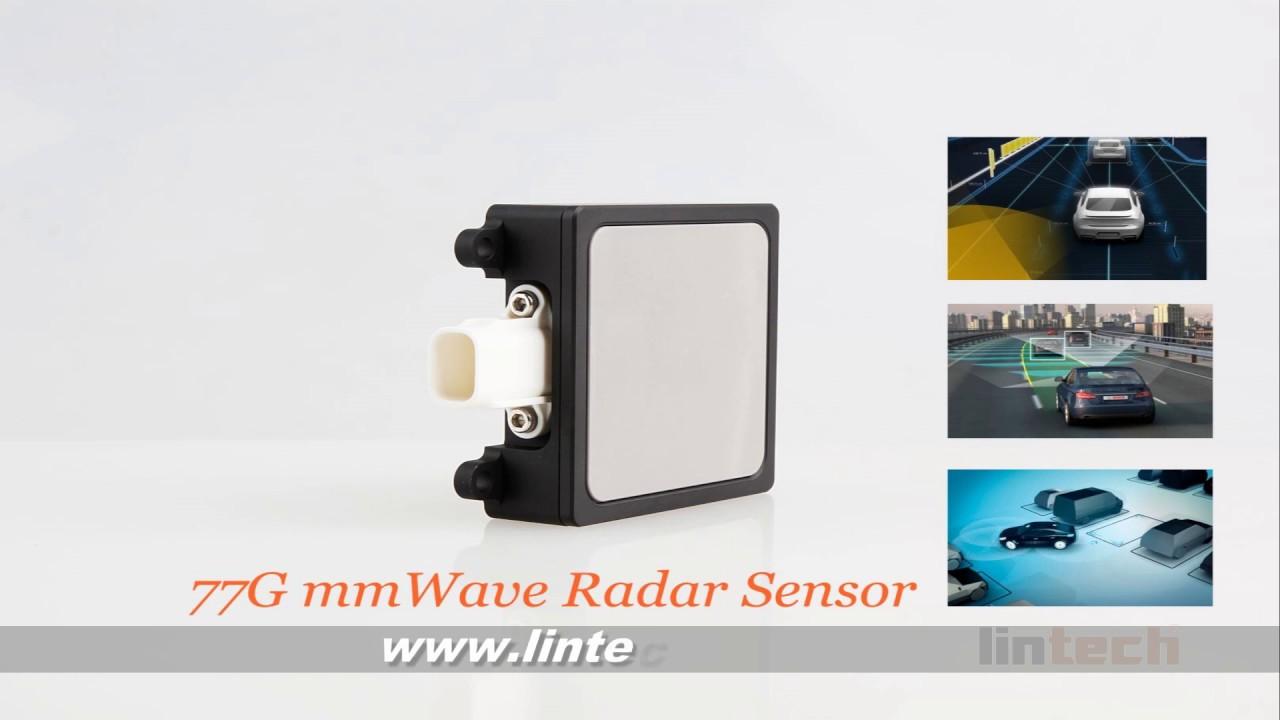 Millimeter Wave Radar Sensor: 77 GHz Automotive Safety Radar