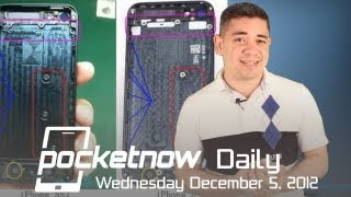 iPhone 5S Leaks, Nokia Lumia 620 Announced, Google Software Updates & More - Pocketnow Daily