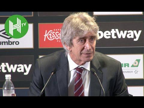West Ham 1-0 Arsenal I Manuel Pellegrini: Huge win over a big Arsenal team