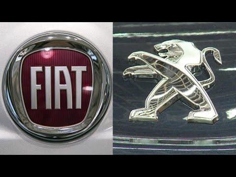 Fiat Chrysler confirms merger talks with Peugeot owner