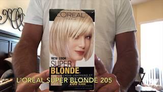 DIY Box Platinum Blonde