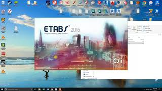 Download - CSI ETABS 2016 v16 2 1 New Keygen/new license up
