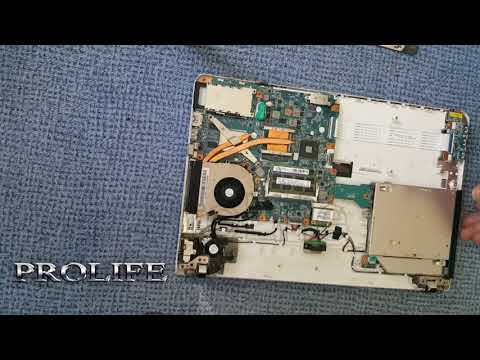 How to Clean a Laptop Fan With Compressed Air full process