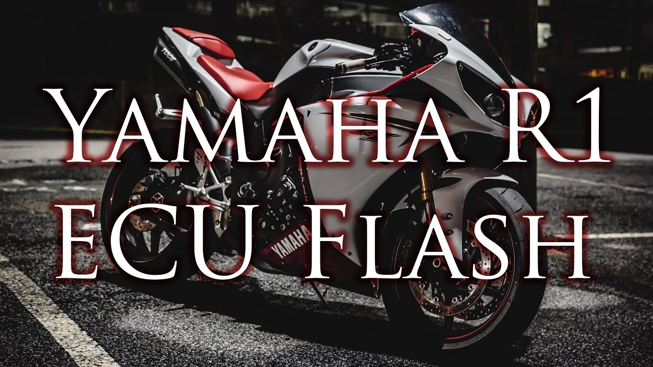 Yamaha R Ecu Flash