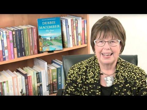 Debbie Macomber Discusses Her Rose Harbor Books