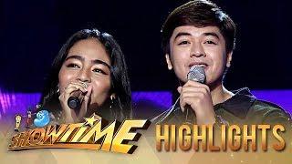 CK and Vivoree sing their new single May Tama Ka | It's Showtime