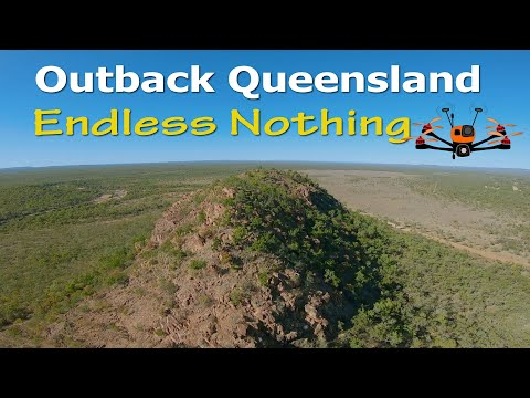 Фото FPV Quadcopter ApexHD Outback Queensland Red Rock