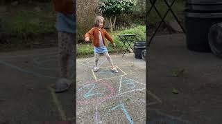 Exploring shapes through movement