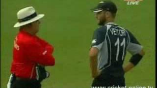 Paul Collingwood Run Out Incident
