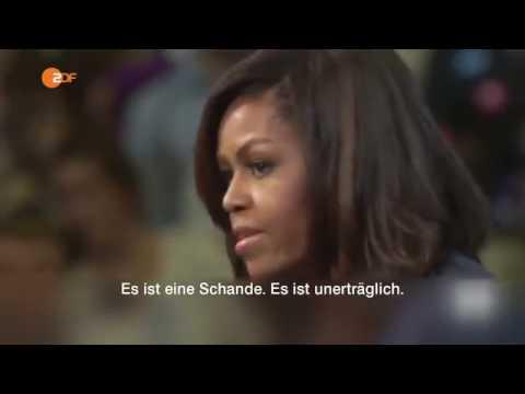 Download Michelle Obama knöpft sich Trump vor ZDF heutejournal vom 14102016