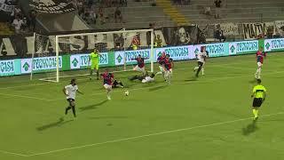 Highlights Coppa Italia 18/19 - Secondo Turno - Spezia Sambenedettese 2-1