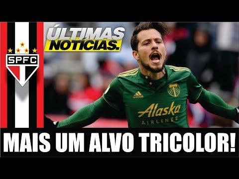 ULTIMAS DO TRICOLO; SÃO PAULO FEZ PROPOSTA PRA JOGADOR DA MLS;  R$ 471 MILHÕES PRA 2019