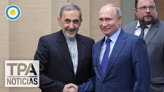 Putin recibió a un funcionario iraní imputado en la causa AMIA | #TPANoticias