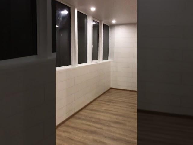 Смотреть видео Дополнительная комната на балконе (16кв.м.)