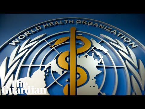 Lady Gaga speaks at WHO coronavirus briefing – watch live