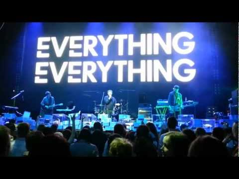 Everything Everything - Radiant @ 29/03/2013 @ Moscow @ Izvestia Hall
