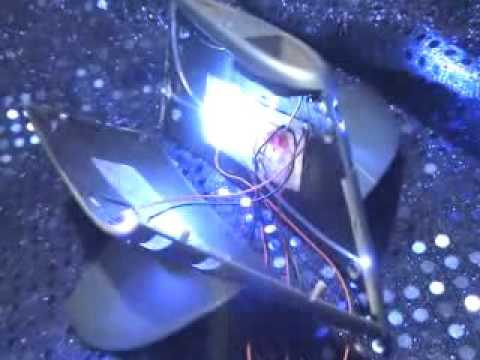 COMPLETE Seaveiw Submarine build with LED fiber/optic installation...