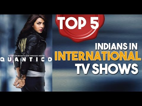 Top 5 - Indians in International TV Series | SIMBLY CHUMMA - 98
