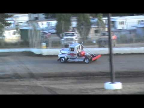 Grays Harbor Raceway, September 1, 2012, Rolling Thunder Big Rigs Dashes