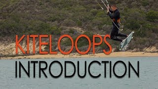 Gambar cover Introduction to Kiteloops (how to kitesurf / kiteboard tutorial)