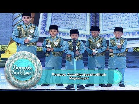 WOW..Standing Applause 3 Juri Untuk Ponpes Azzakiyatussholihah - Semesta Bertilawah (3/6)