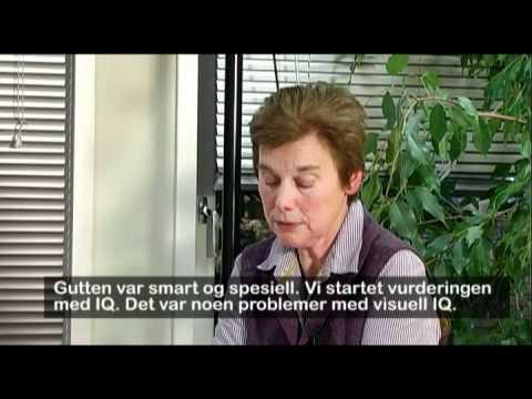 Jane Lloyd - Edutherapy - Eduterapi - Barn strever med å tilpasse seg skolen. Norske undertekster.